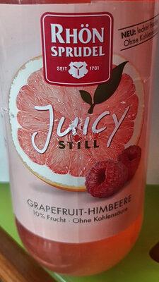 Juicy Still Grapefruit - Himbeere - Product - de