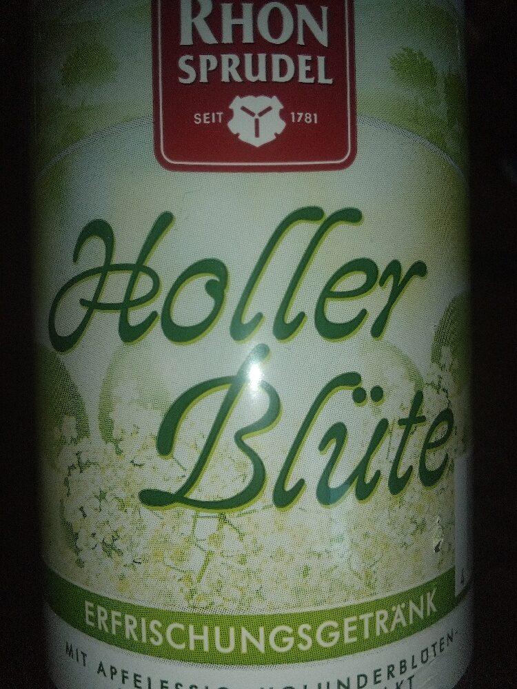 Rhön Sprudel Holler Blüte - Product - de