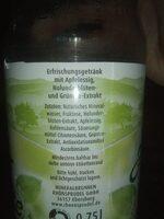 Rhön Sprudel Holler Blüte - Ingredients - de