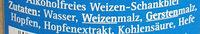 Büble Weizen alkoholfrei - Inhaltsstoffe - de