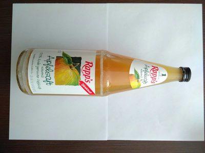 Apfelsaft naturtrüb - 1