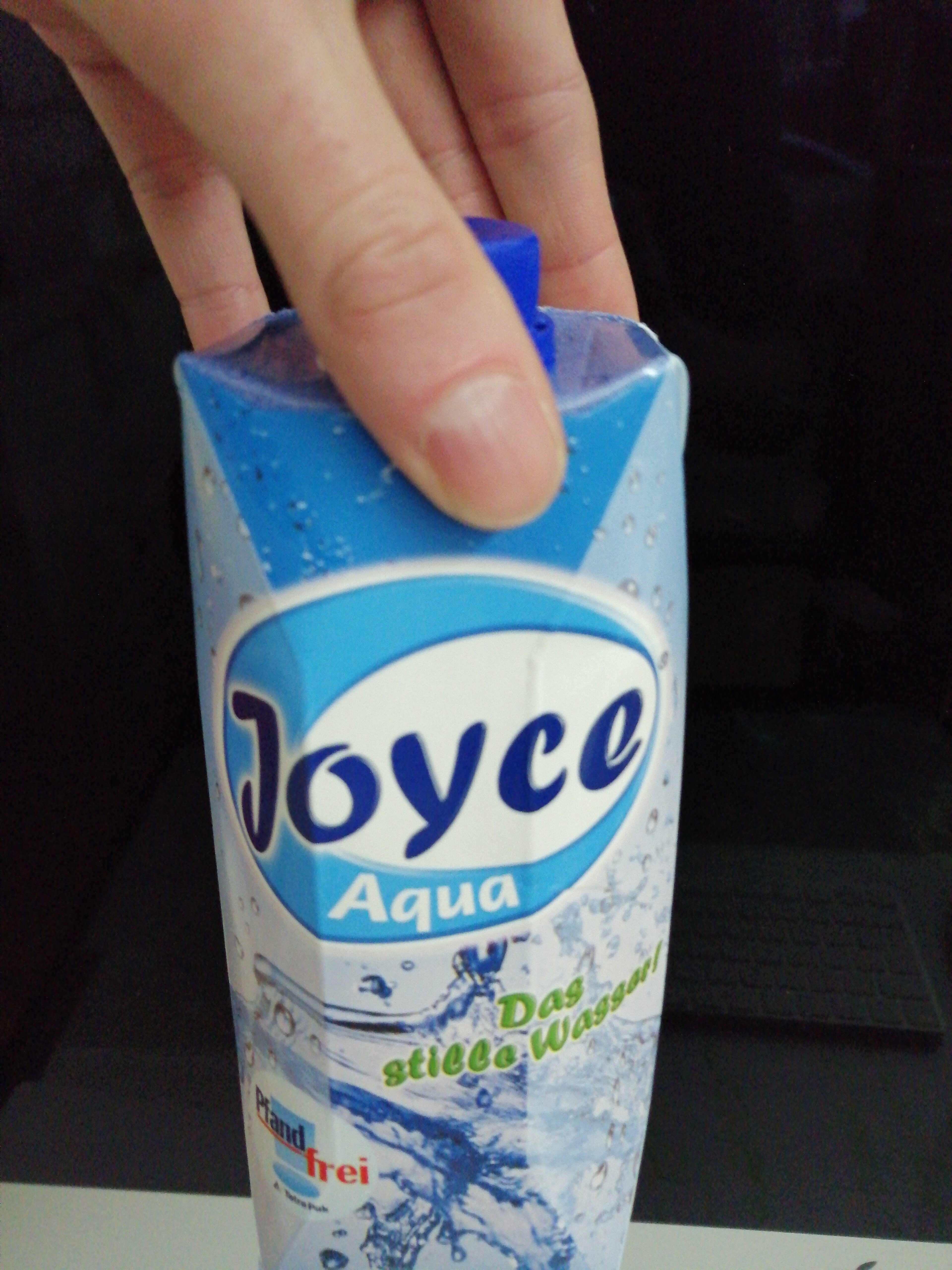 Joyce Aqua - Produit - de