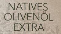 Vergina natives Olivenöl extra - Ingredients - de