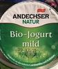 Andechser Bio Jogurt - Produkt