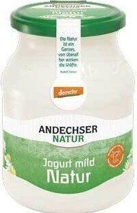 Jogurt mild Natur - Prodotto - de