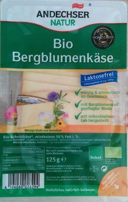 FROMAGE AUX FLEURS DE MONTAGNE TRANCHES - Produkt
