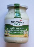 Laif fermenté Bio - vanille - Produit - fr