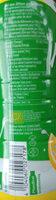 Fettarmer Bio-Kefir mild Zitrone - Nutrition facts - de