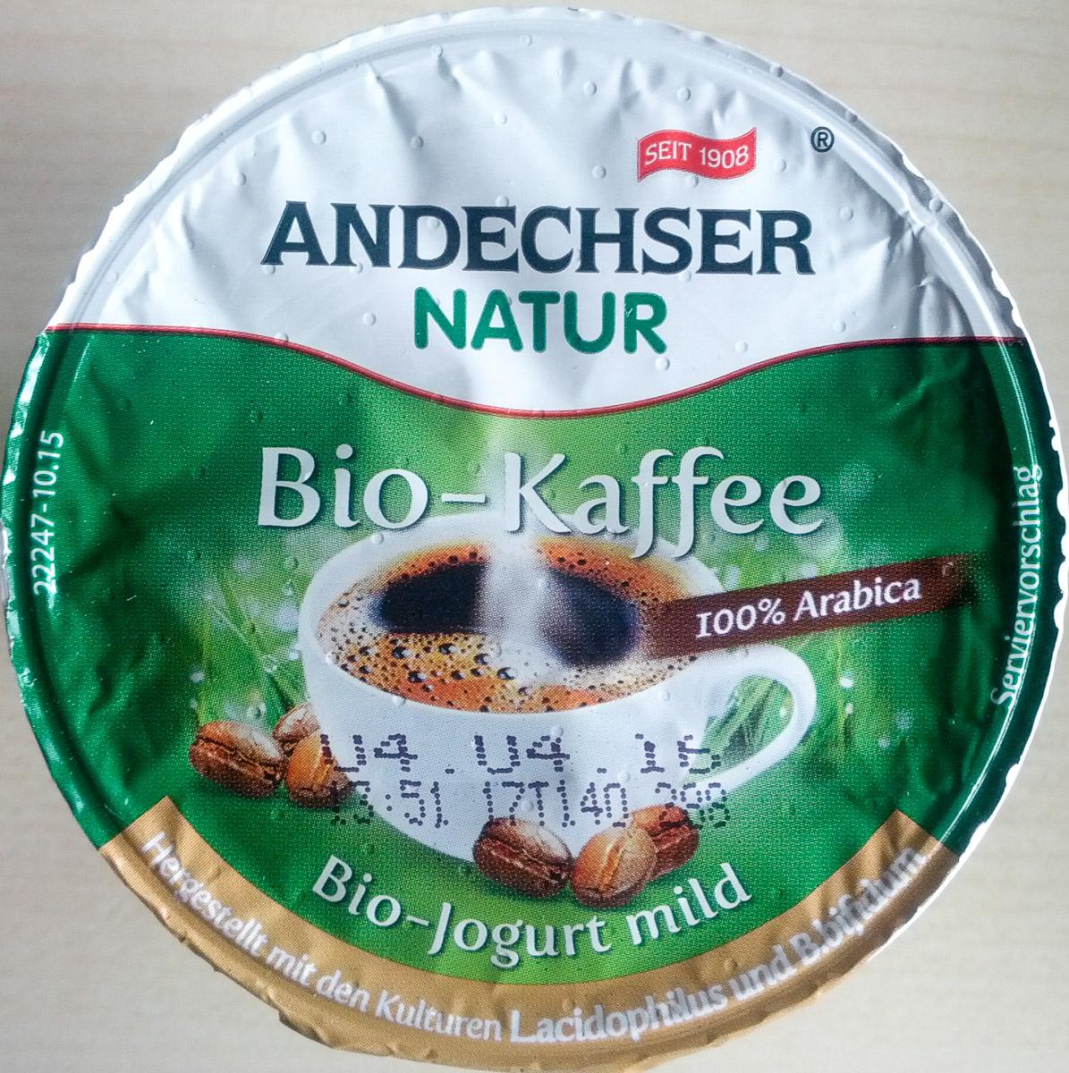 Bio-Kaffee - Product