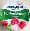 Bio Fruchtquark Himbeere - Product