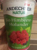 Bio jogurt mild - Produit - fr