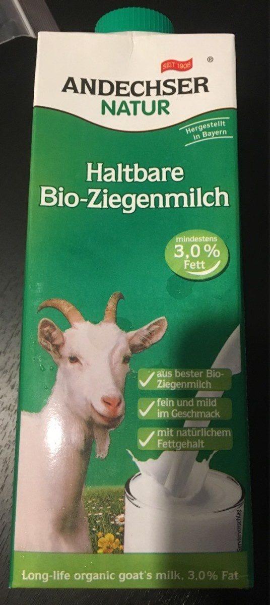 Lait de chèvre bio - Prodotto - it