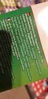 Lait De Chevre 1.5% - Ingrediënten - de