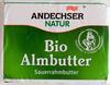 Bio Almbutter - Produkt