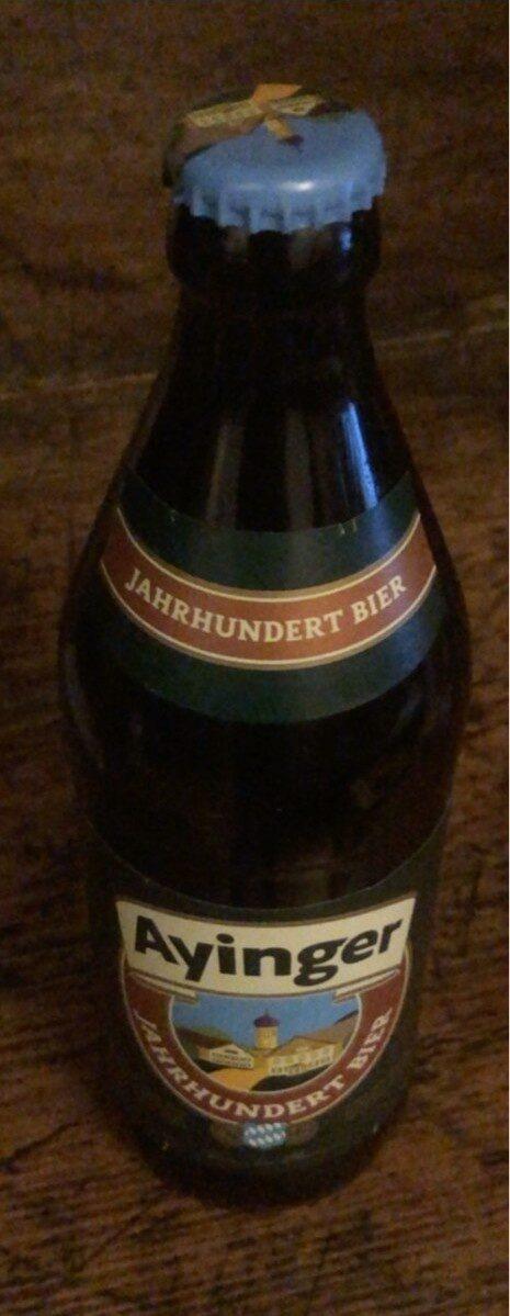 Jahrhundert Bier - Prodotto - de