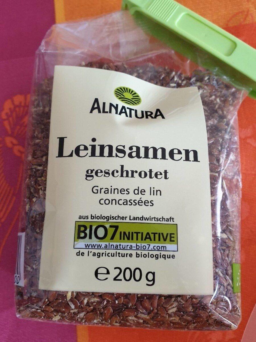 Graines de lin concassées - Product