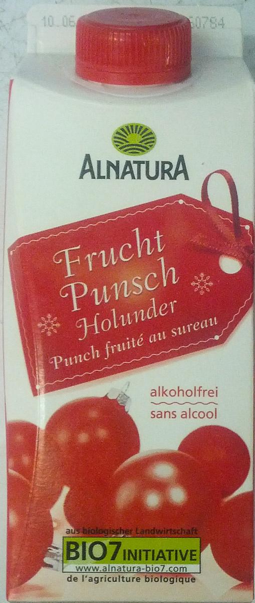 Frucht Punsch Holunder - Product