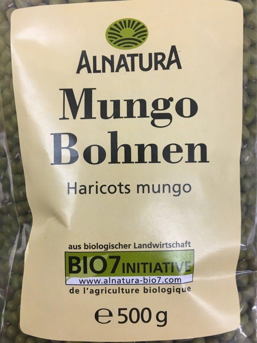 Alnatura Mungobohnen - Produkt - de