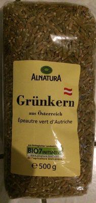 Grünkern - Produit - fr