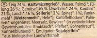 Tortellini - Ingredienti - de
