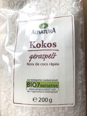 Kokos geraspelt - Noix de coco rapée - Produit - fr