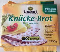 Knäcke-Brot - Produkt