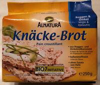 Knäcke-Brot - Product