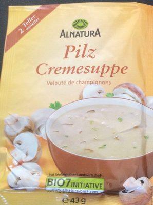 Pilz cremesuppe - Product