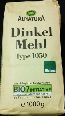 Dinkel Mehl Type 1050 - Product