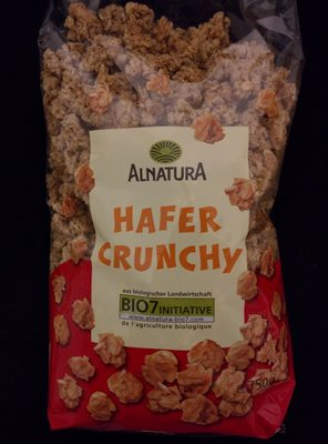 Hafer Crunchy - Product