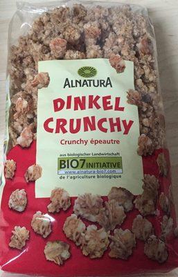 Dinkel  Crunchy - Alnatura - Produkt - de