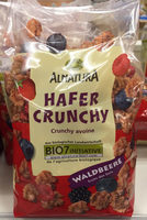 Hafer Crunchy Waldbeere - Product