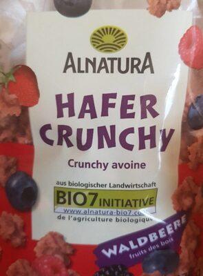 Waldbeere Hafer Crunchy - Produit - fr