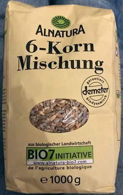 6 Korn Mischung - Product