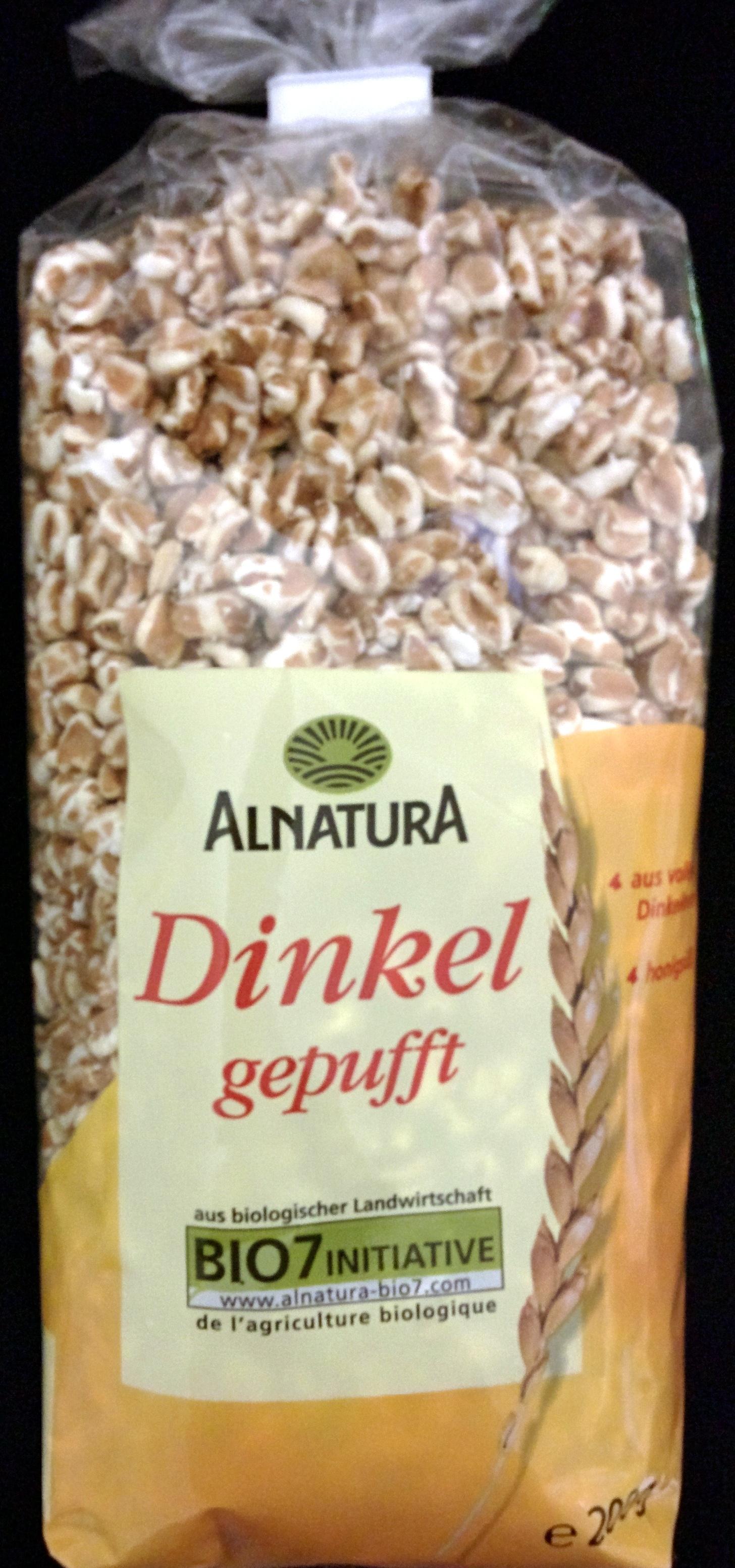 Dinkel gepufft - Product - de