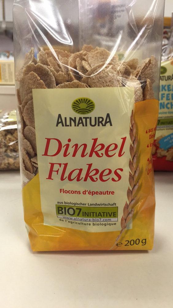 Dinkel Flakes - Product - fr
