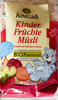 Kinder Früchte Müsli - Product