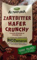 Zartbitter Hafer Crunchy - Produkt - de