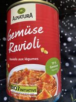 Gemüse Ravioli - Prodotto - de