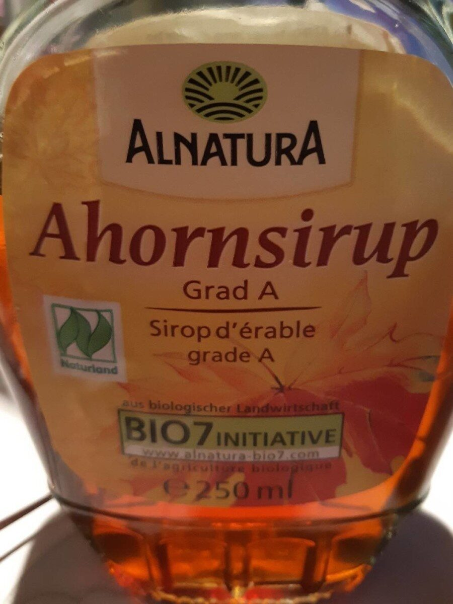 Ahornsirup - Produkt - de