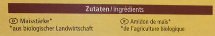 Speisestärke - Ingredients - de