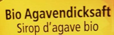 Sirop d'agave - Ingrédients - de