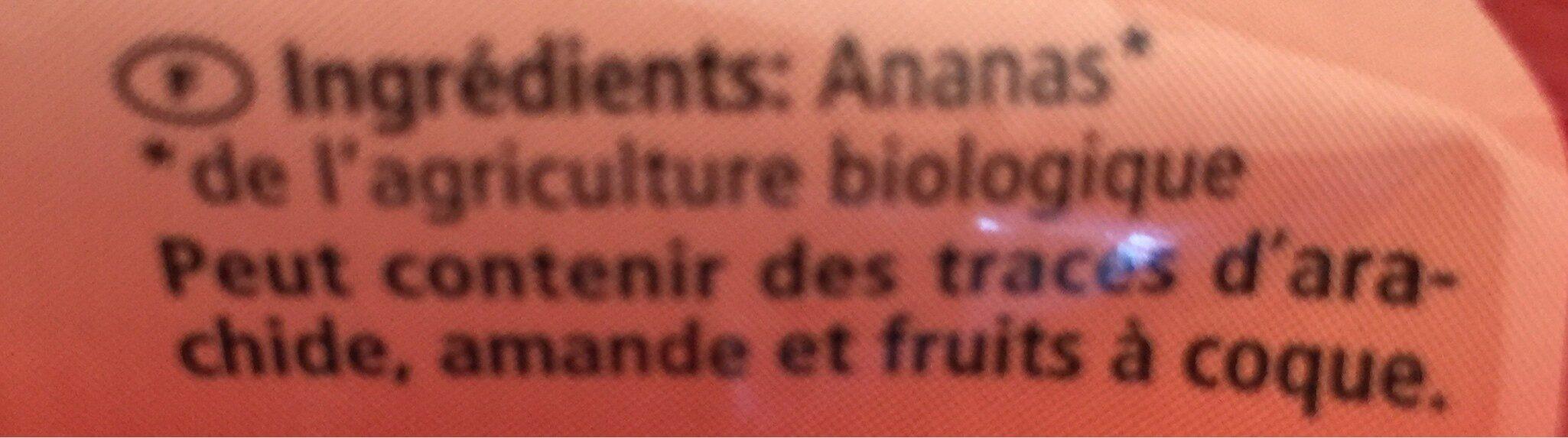 Ananas séché en morceaux - Ingredienti - fr