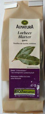 Lorbeer Blätter ganz - Product - de