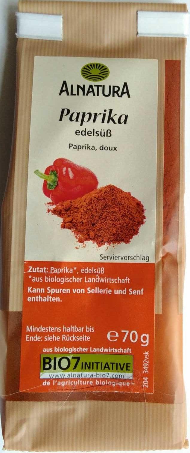 Paprika edelsüß - Produkt - de