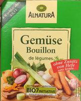 Gemüse Bouillon - Product