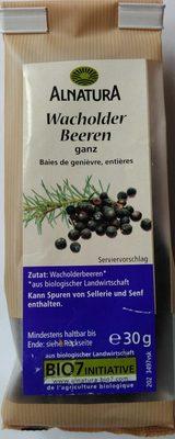 Wacholder Beeren ganz - Product - de