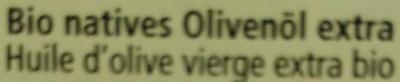 Natives Olivenöl extra - Ingredienti - de