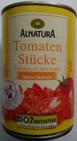 Tomatenstücke Natur - Prodotto - de