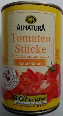 Tomatenstücke Natur - Prodotto